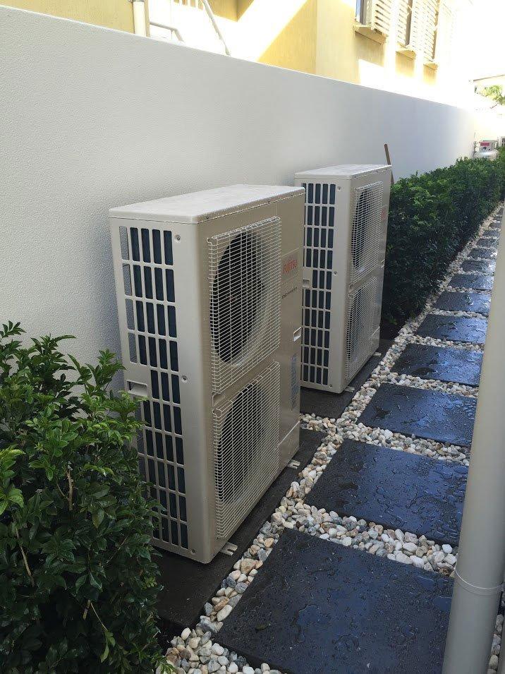 split_system_air_conditioner_ installation_around_the_Gold _Coast