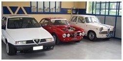 riparazione auto antiche