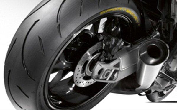 pneumatici per scooter e moto