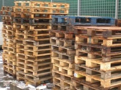 Bancali legno