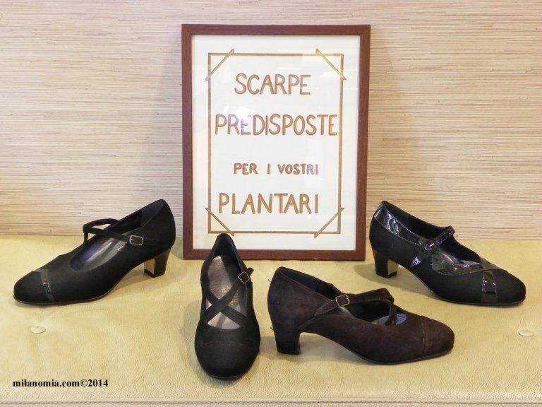 scarpe donna per plantare