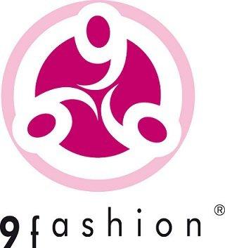 9 fashion logo