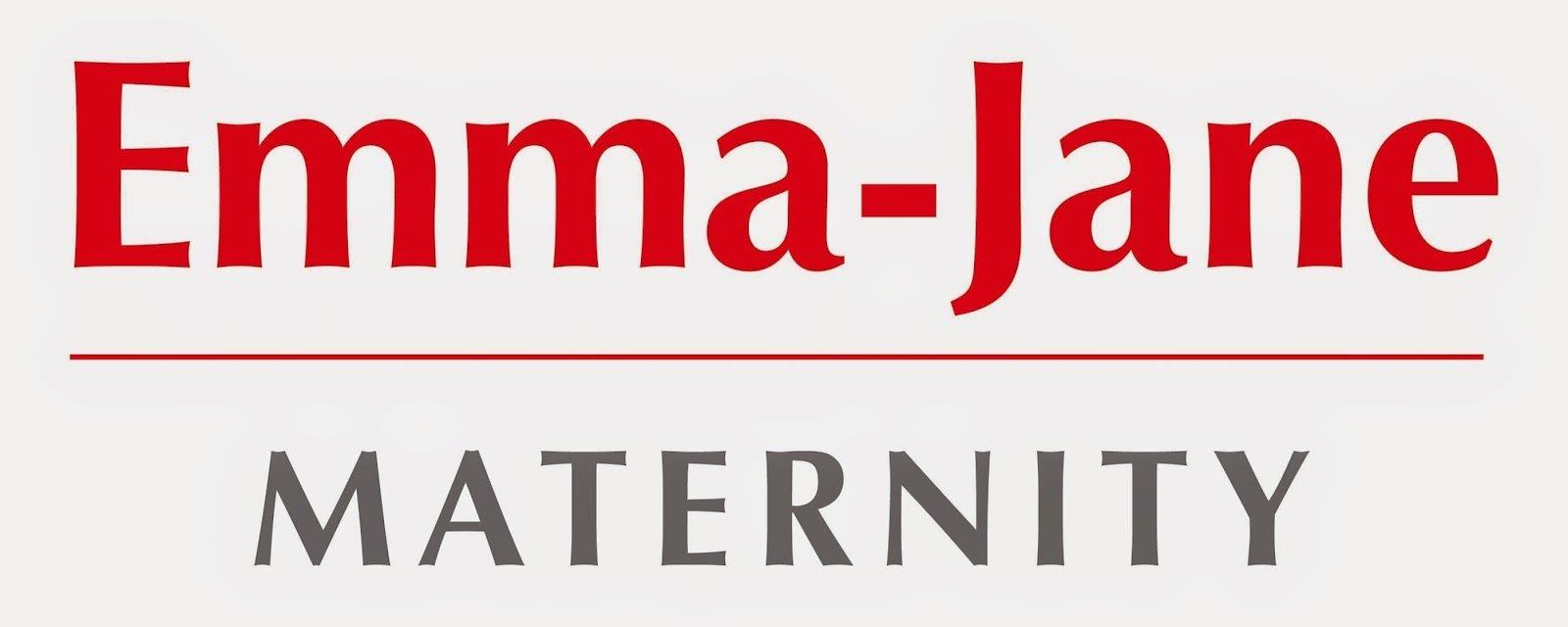 emma jane maternity logo