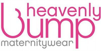heavenly bump maternitywear logo