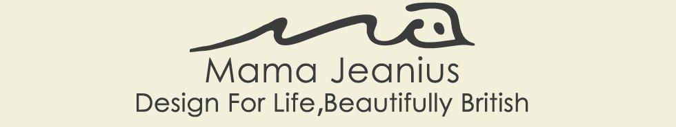 mama jeanius logo