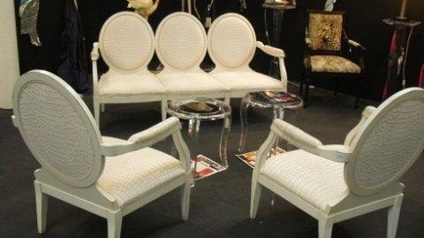 sedie stile classico, arredo antico, vintage