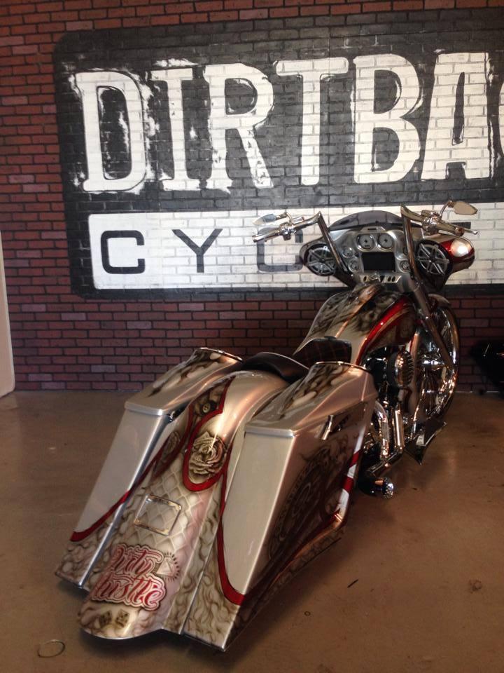 Motorcycle Builder Concord, CA