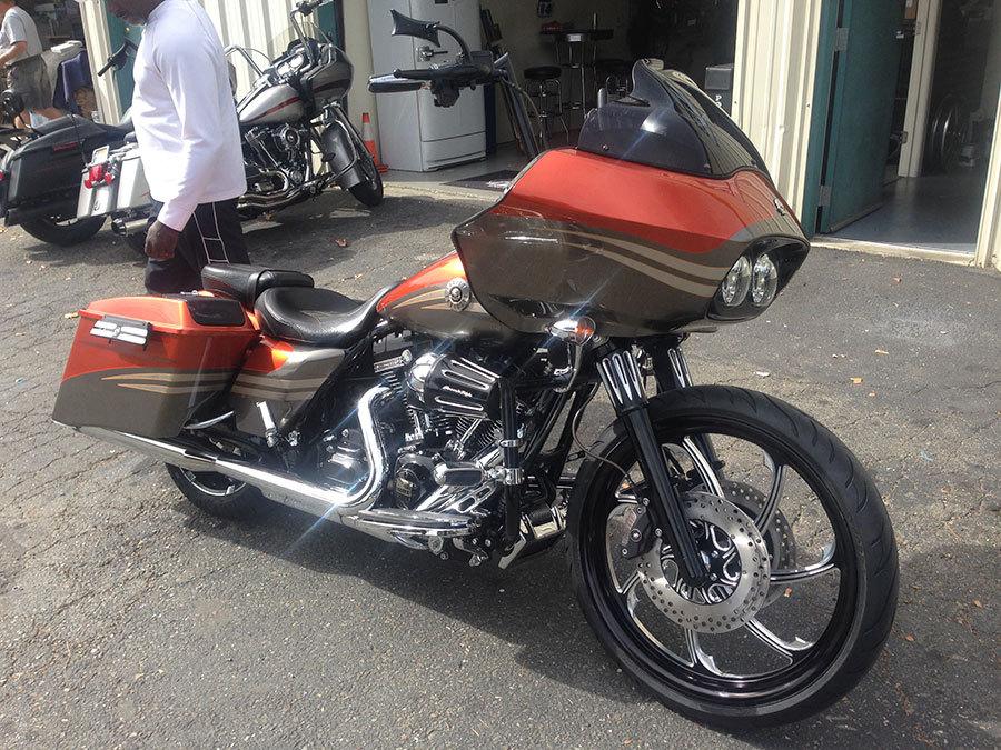 Custom Motorcycle Shop Concord, CA
