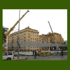 Scale aeree per lavori edili