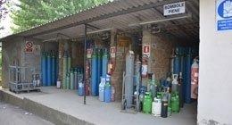 depostito gas infiammabili