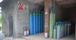 gas uso industriale