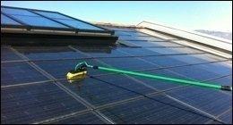 lavaggio impianti fotovoltaici