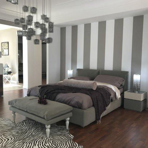 Camere da letto cinisi pa candido arredamento for Arredamento camera da letto design