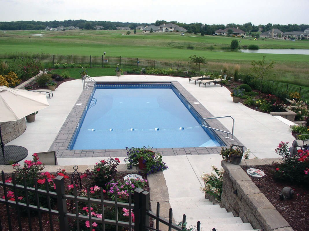 Inground Pool Liner Replacement Buffalo, NY