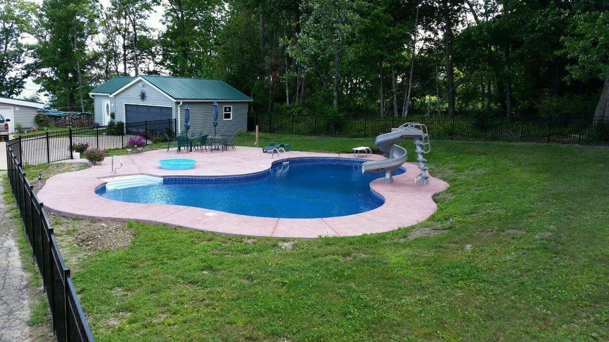 Inground Pool Renovations Buffalo, NY