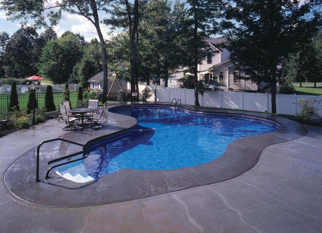 Inground Pool Installation Buffalo, NY