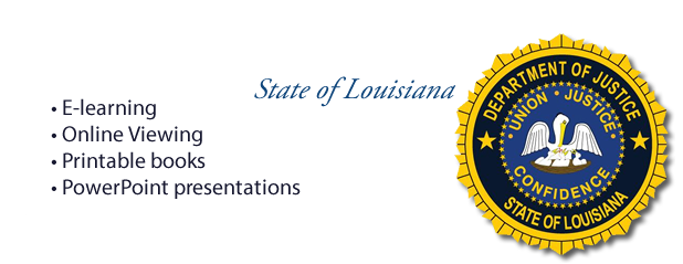Office of the Attorney General - Department of Justice Logo