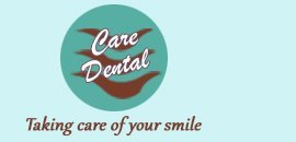 care dental logo