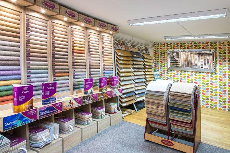 Endless choice County flooring & supplies