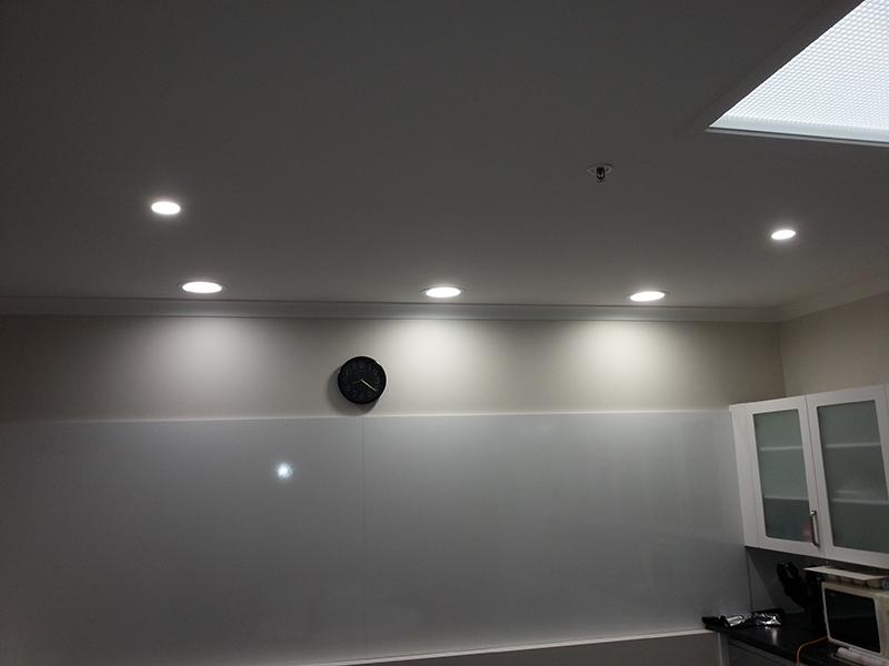 Tauranga lighting