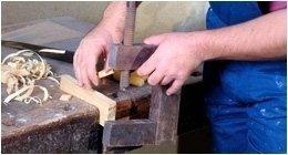lavorazione infissi legno