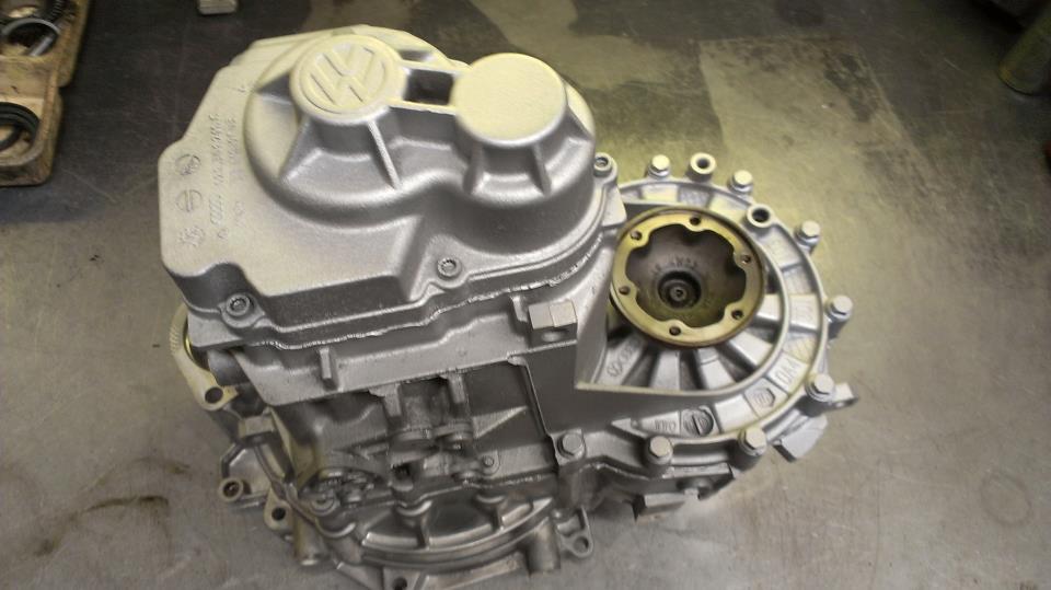 engine after servicing