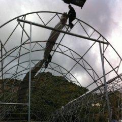 Struttura turistico-ricettiva capannone