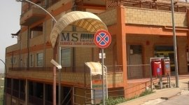 Ms Tenda Srl,  San Cataldo, Caltanissetta, Posta centrale