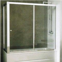 box doccia - vasca Alluminio