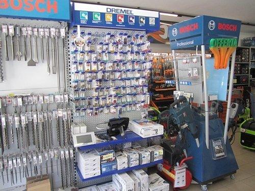 attrezzature ed elettroutensili