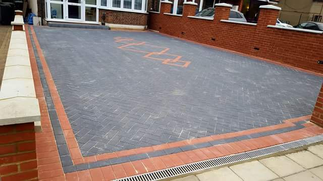 home paving