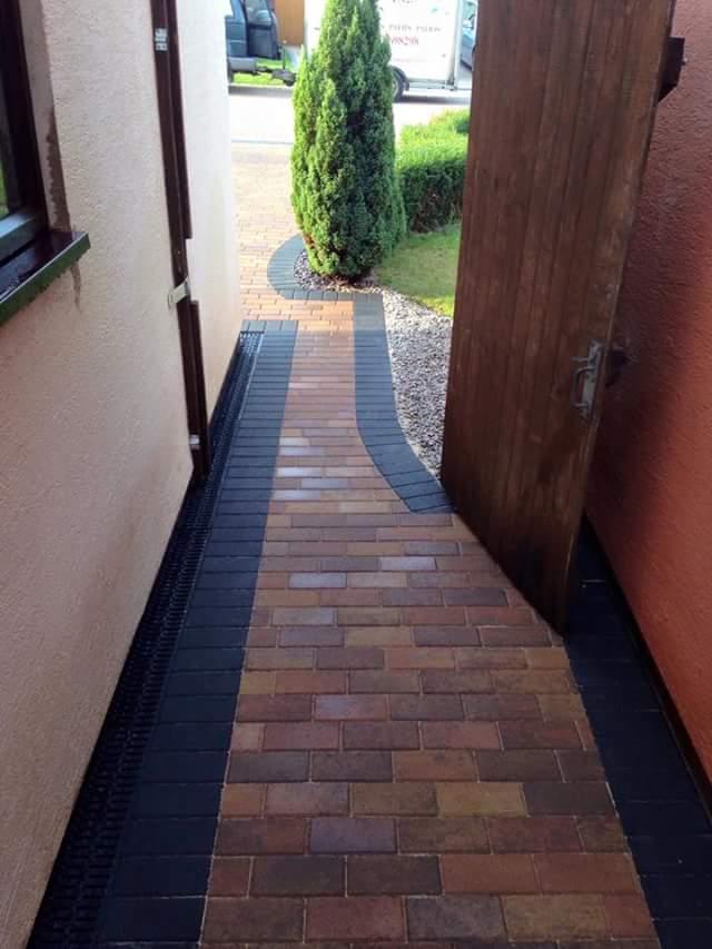 paving pathway