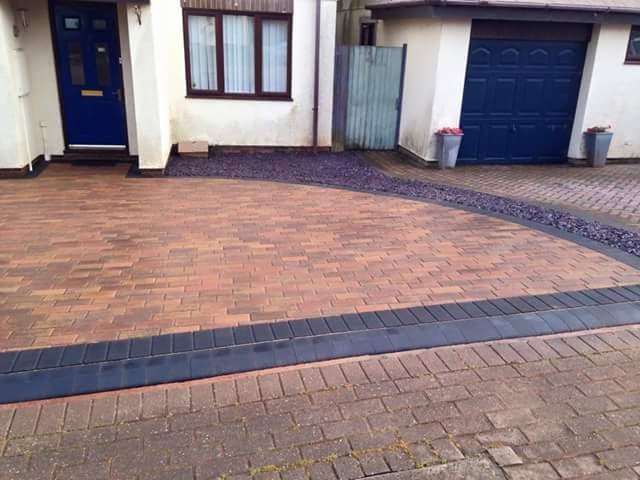 top-quality paving