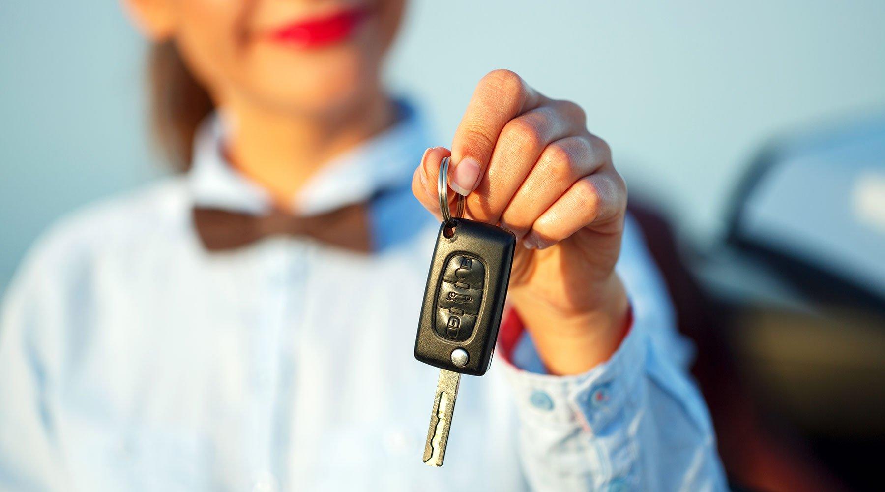 servizio di noleggio auto per lungo periodo