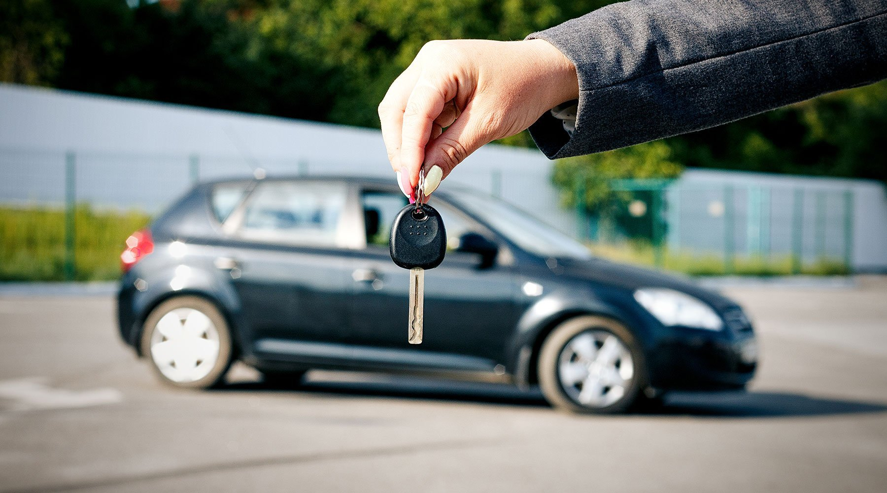 servizio di noleggio auto per aziende
