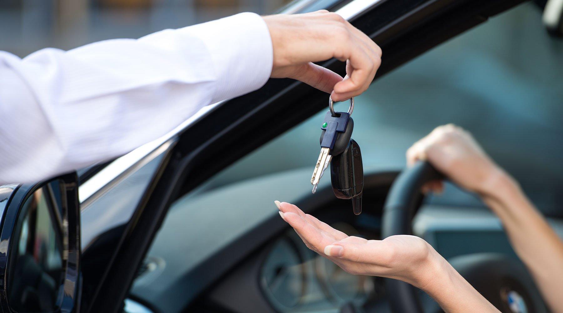servizo clienti per il noleggio auto