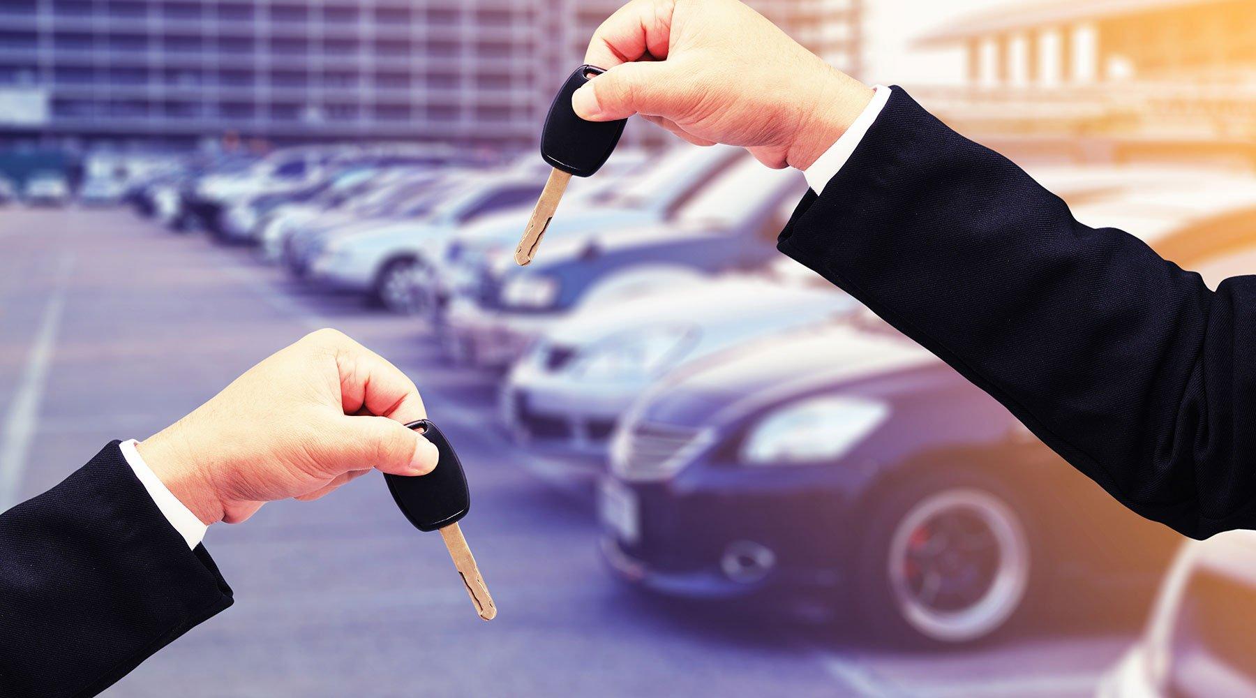 servizio di noleggio auto per famiglie