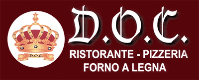 RISTORANTE PIZZERIA D.O.C. - LOGO