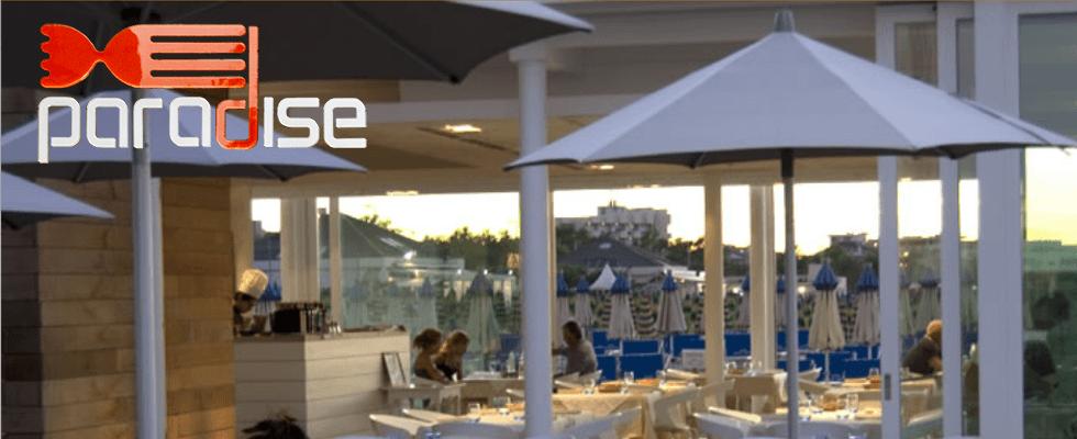 ristorante, mare, Misano, Paradise, pesce
