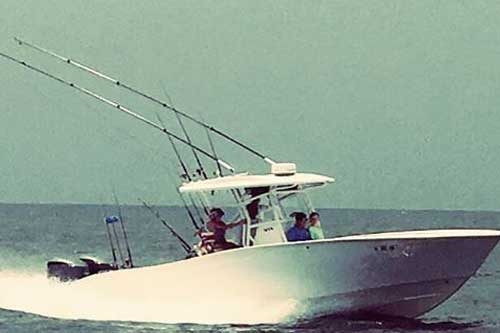 Fishing Charter Pensacola Beach, FL
