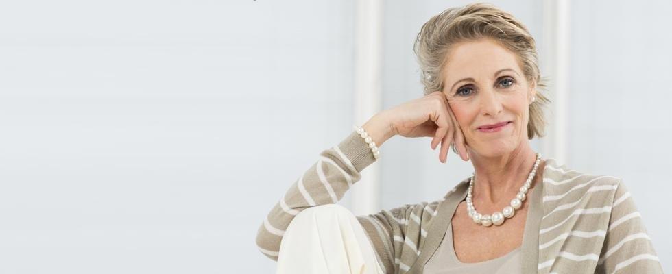 donne di mezza età menopausa
