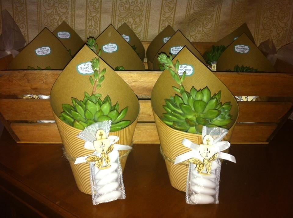 piante bomboniere