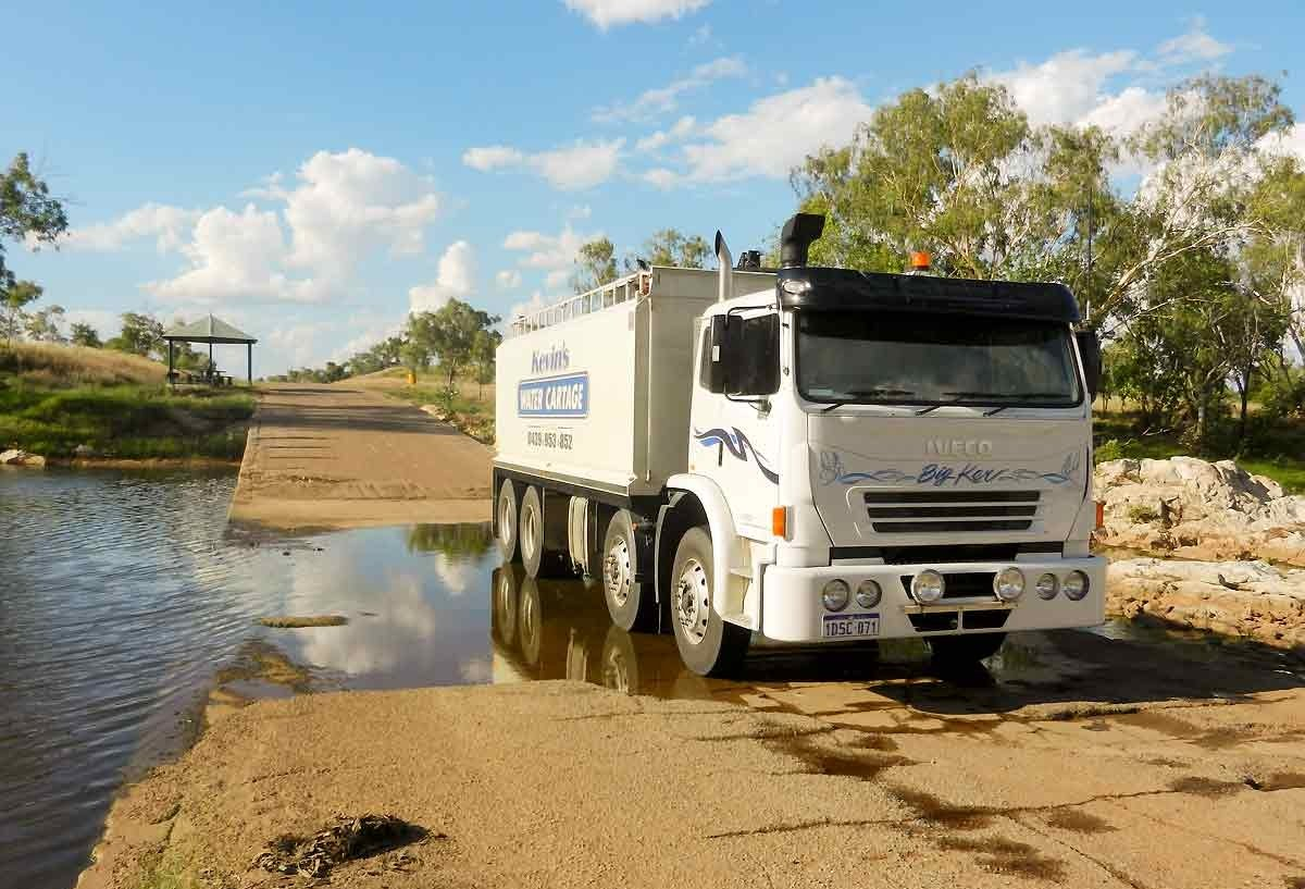 water tank filling services
