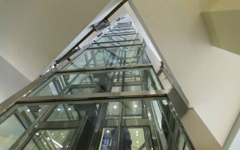 progettazione ascensori vetro Torino