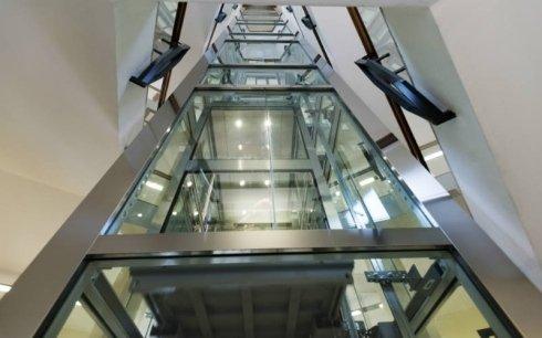 ascensori vetro Torino