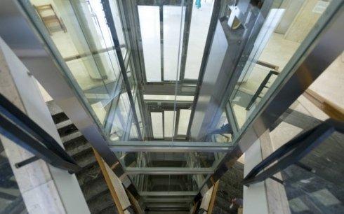 costruzione ascensori vetro Torino