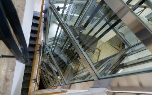 vendita ascensori vetro Torino