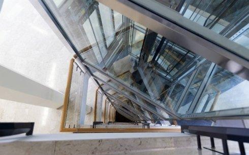 ascensori vetro Picco & Martini Torino