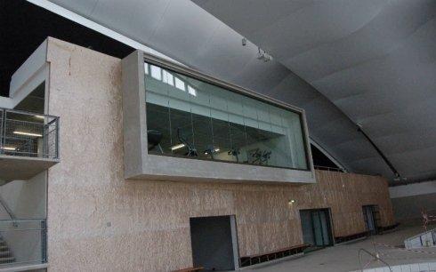 strutture in vetro per uffici Picco & Martini