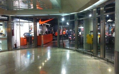pannelli in vetro per grandi magazzini Torino